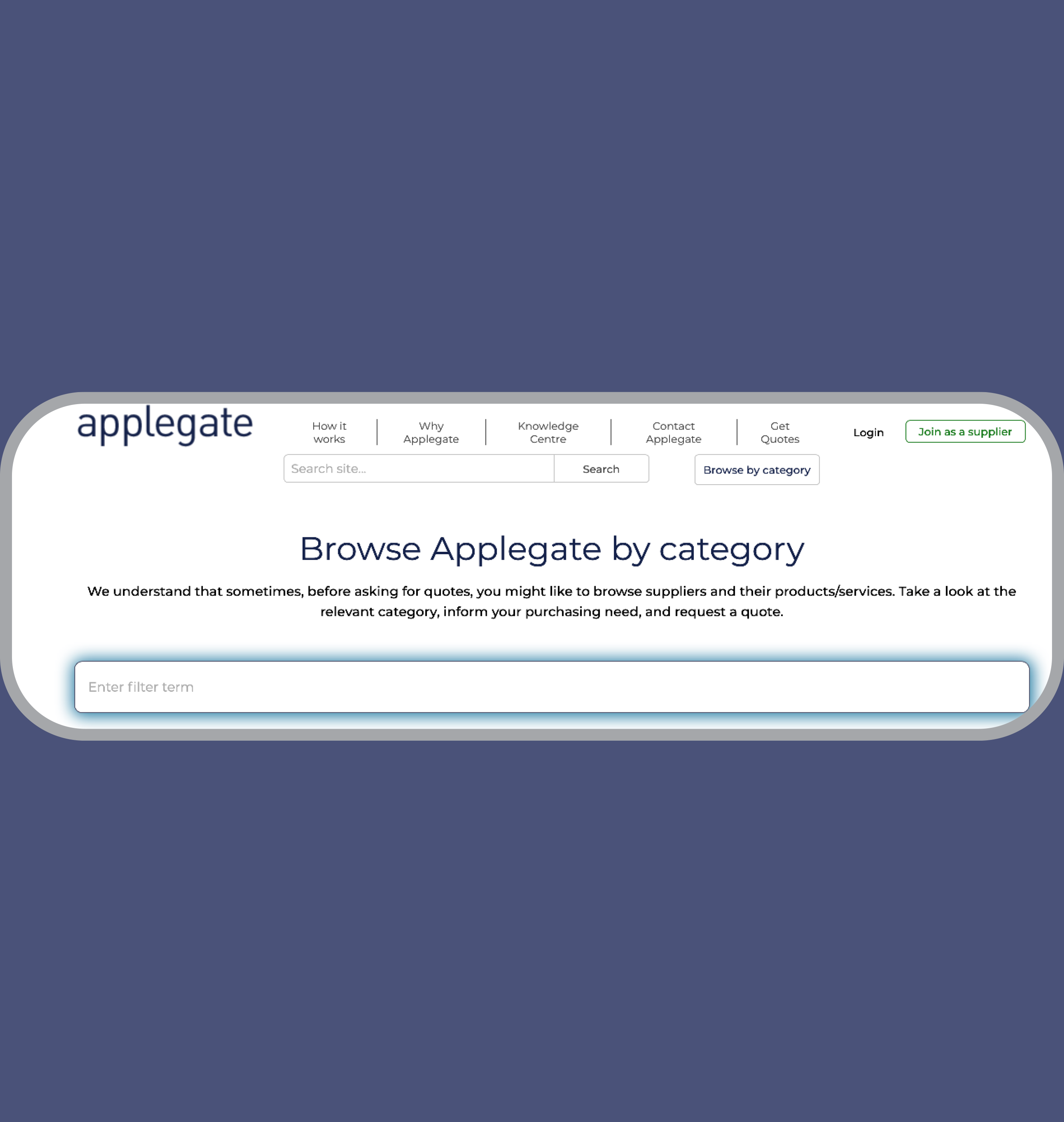Applegate Search image 2