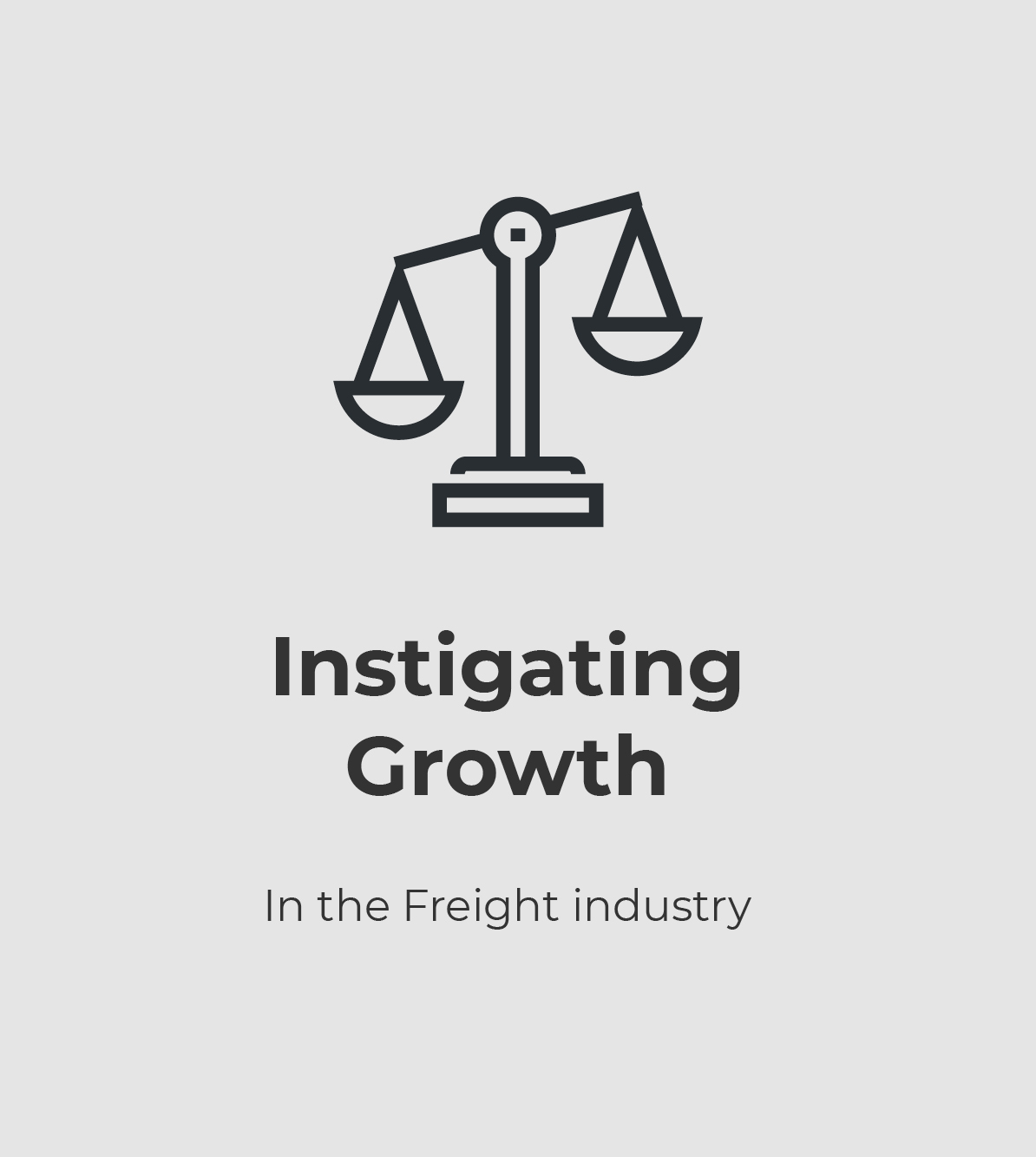 Instigating growth - supplier stories image